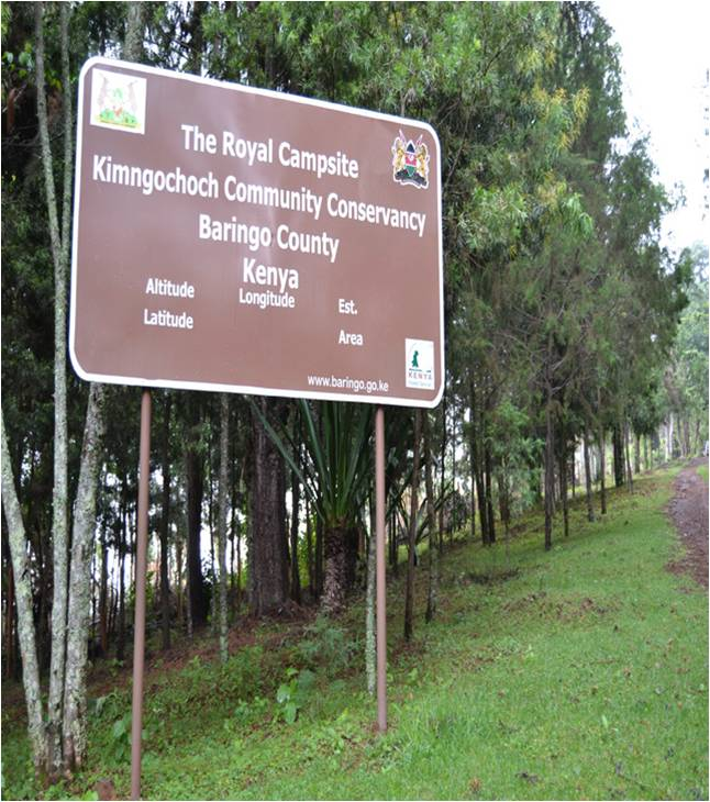 Kipngochoch Community Conservancy