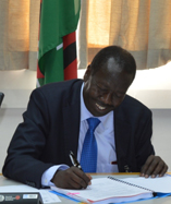 Baringo signs joint food security plan with WFP