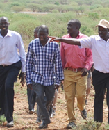 Governor Cheboi starts 5 day development tour of Tiaty