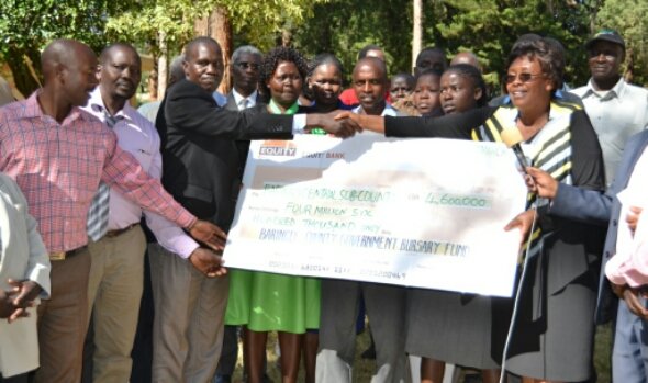 Baringo County Government begins disbursement of Kshs 27.6 million bursary fund