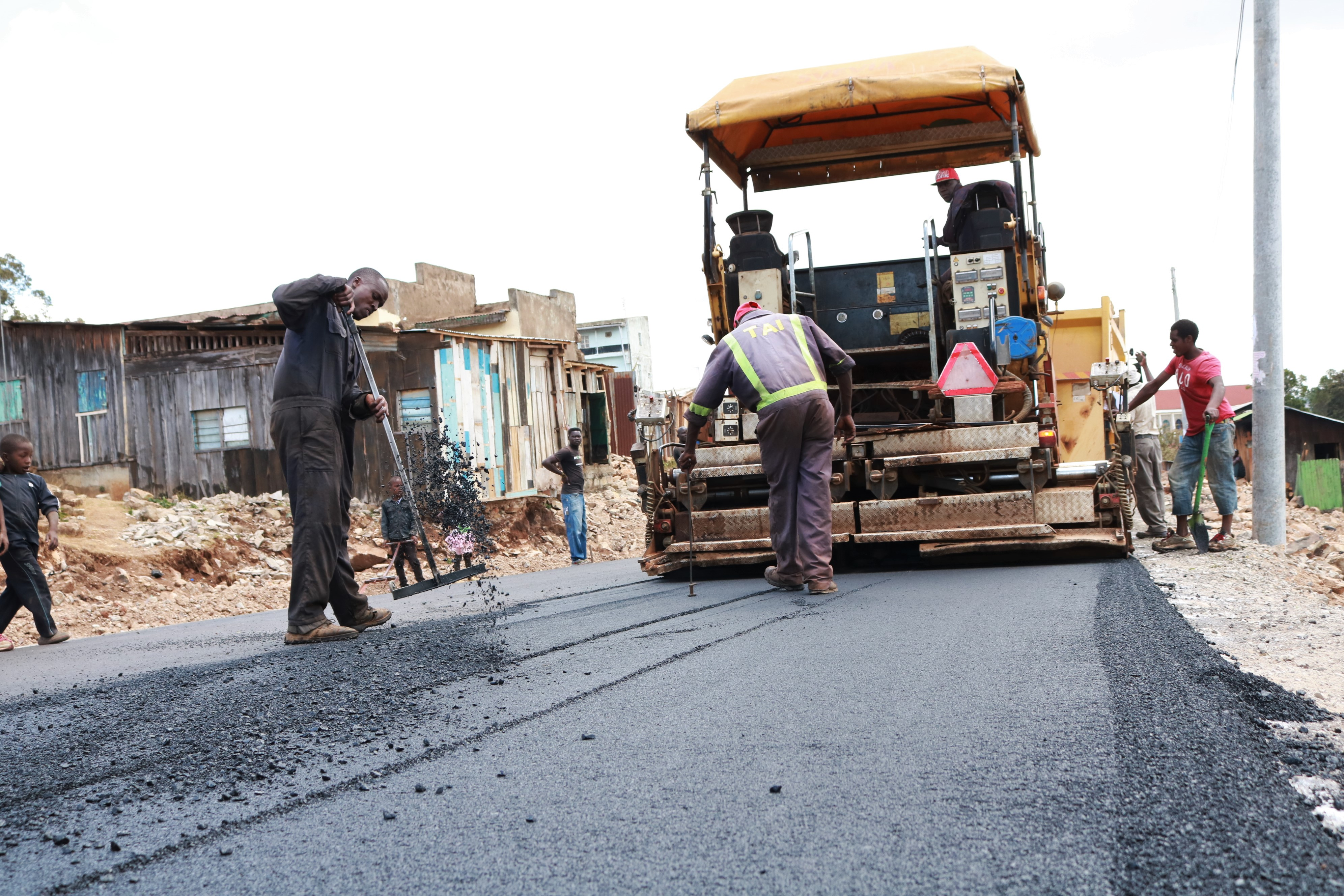 Fixing infrastructure for economic growth