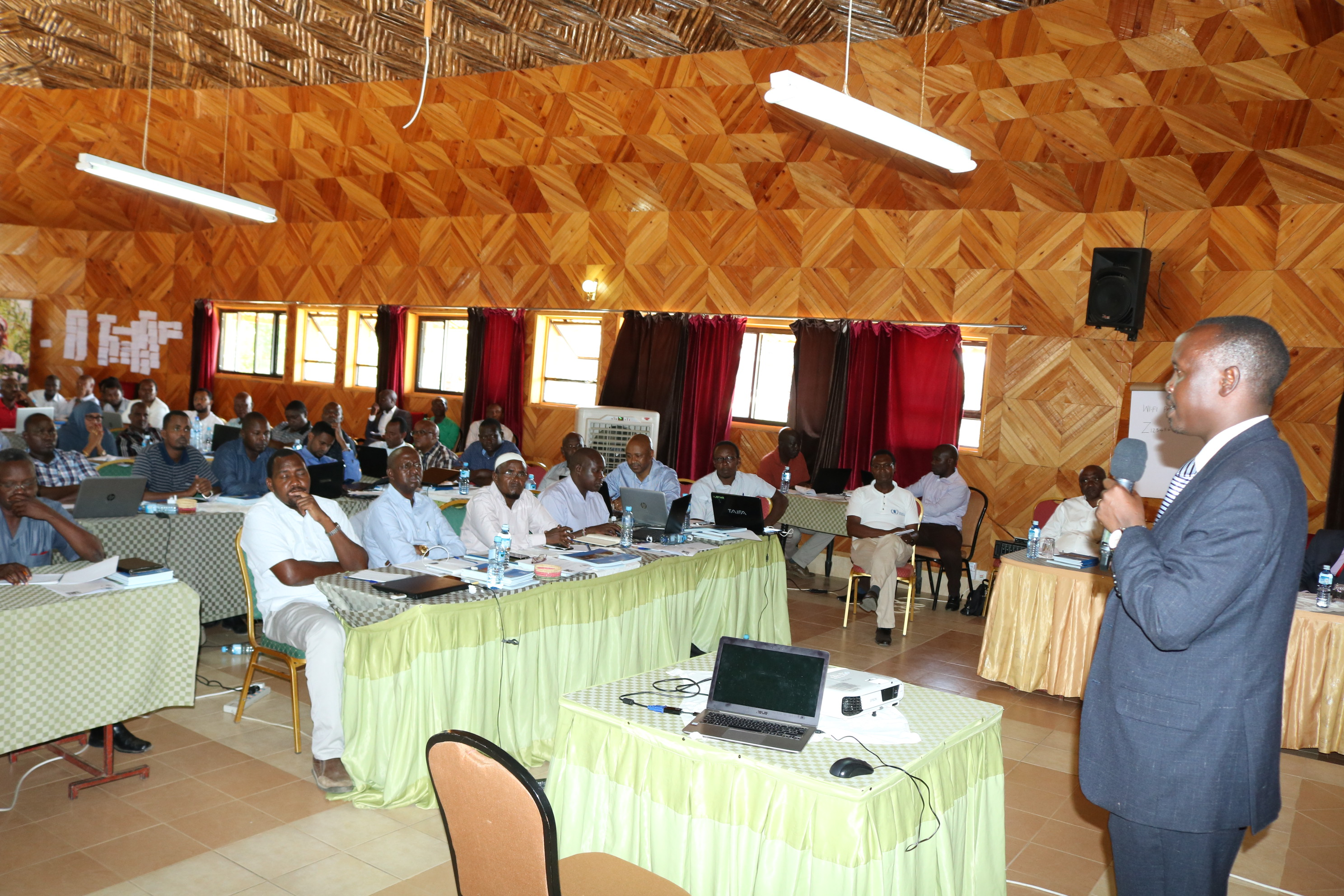 Nine ASAL counties trained on resilience and livelihoods programmes